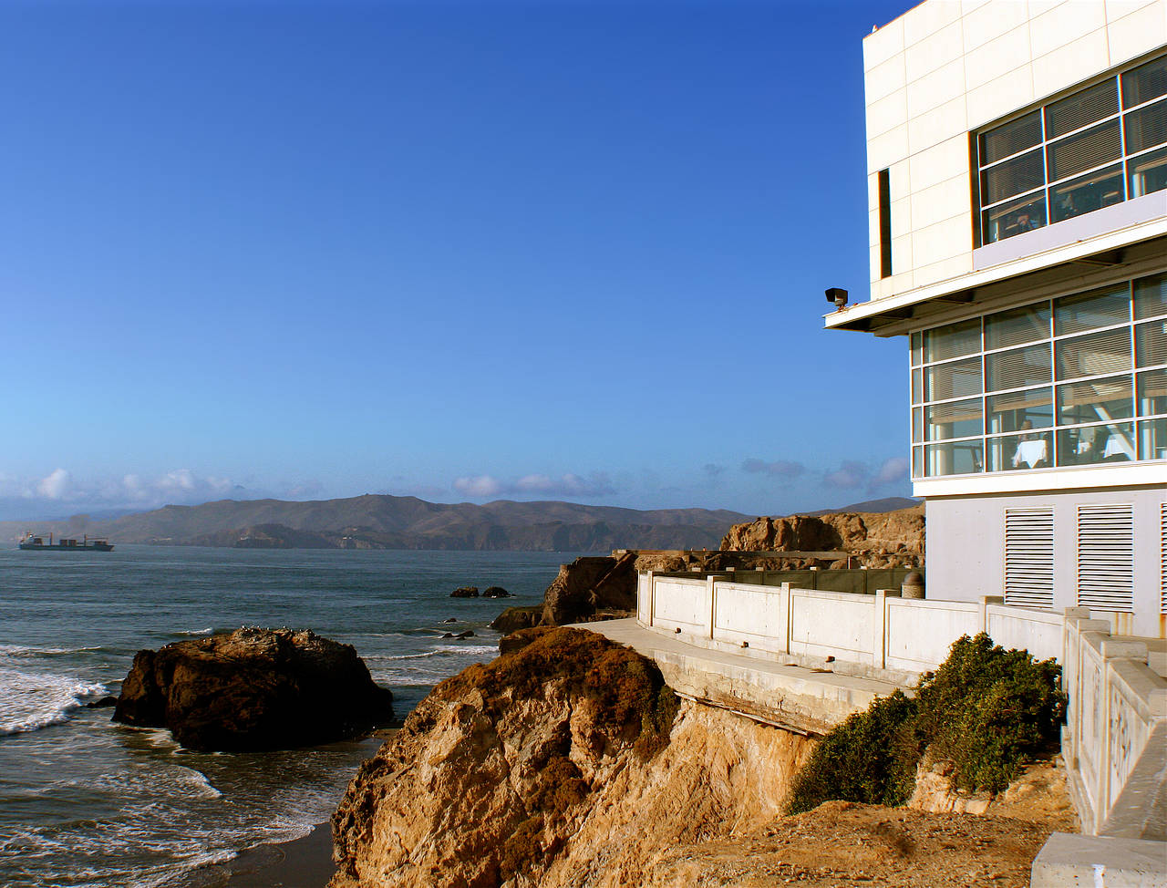 Cliff House Foto