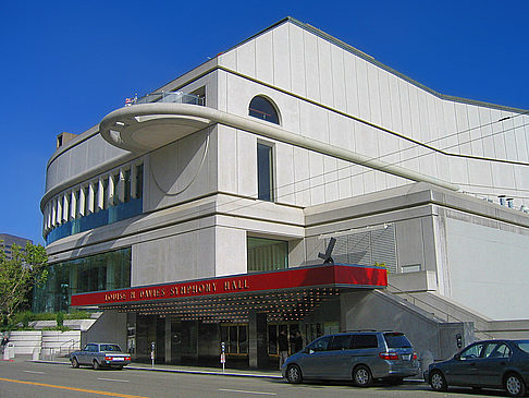 War Memorial Opera House - Kalifornien (San Francisco)