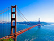 Golden Gate Bridge - Kalifornien (San Francisco)