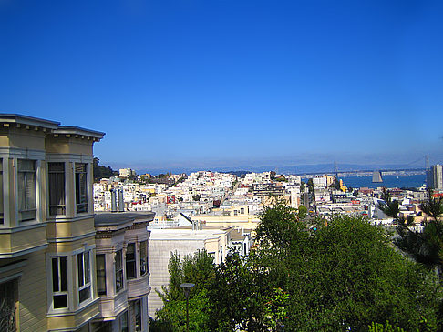 Telegraph Hill - Kalifornien (San Francisco)